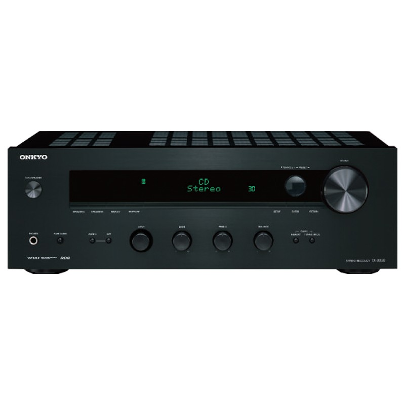 ONKYO TX-8030 STEREO RECEIVER front view