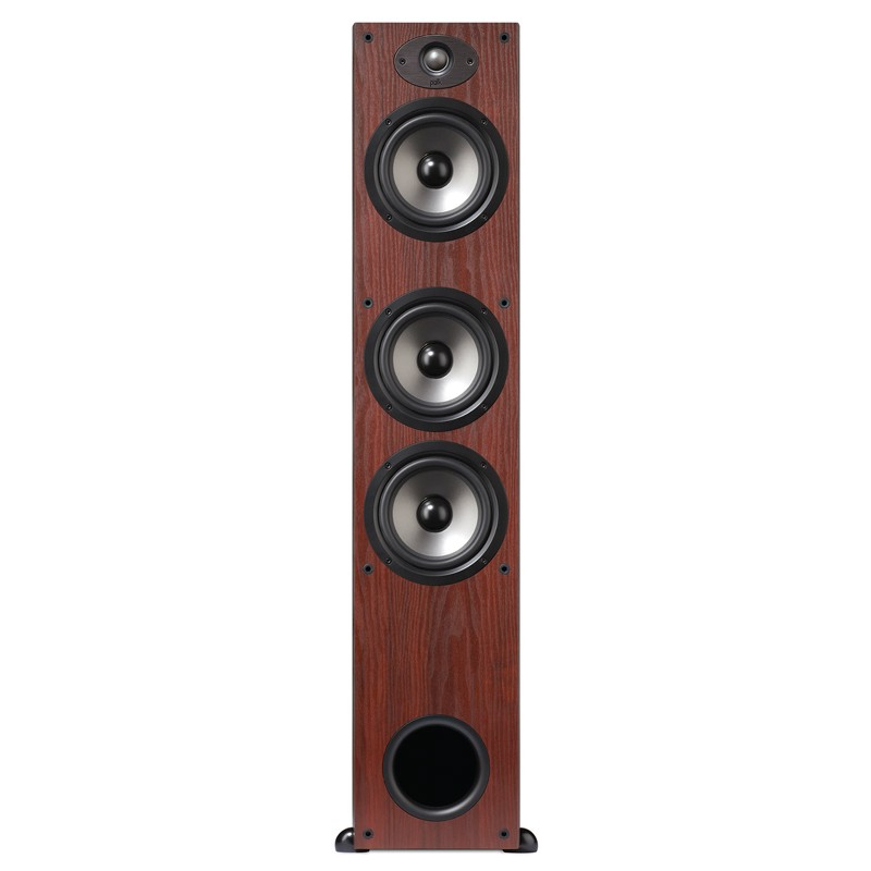 Polk Audio TSx440 floor standing home theater speakers front view