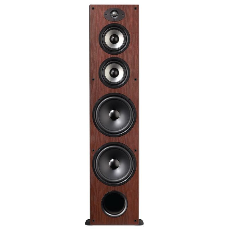 Polk Audio Tsx550 floor standing home theater speakers front view