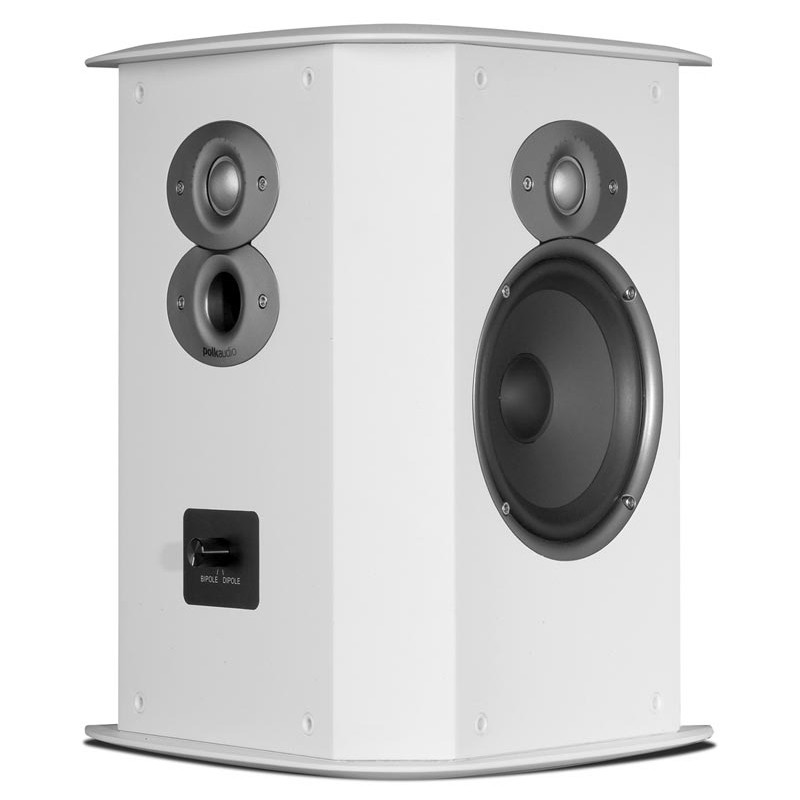 Polk Audio FXiA6 white home theater speaker