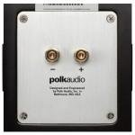polk audio LSiM704c Center home theater speaker rear connector