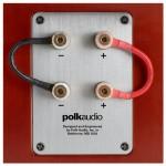 Polk Audio LSiM705 floor standing home theater speaker connector