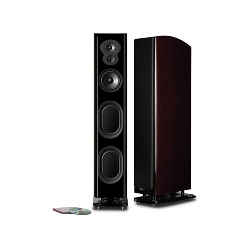 Polk Audio Lsim705 Speaker Floor Standing Viral Audio