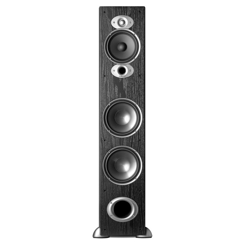 Polk Audio Rti A7 flooring standing home theater speaker front view