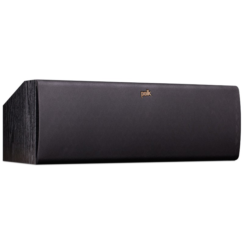Polk Audio TSx250 center speaker home theater black