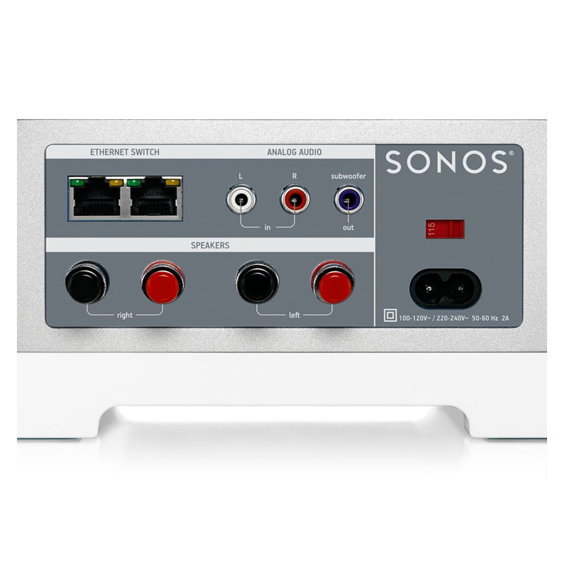 Sonos Connect Ampon Home Theater Ceiling Speakers