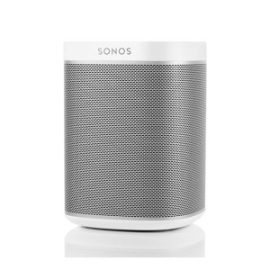 Sonos play 1 speaker white front view