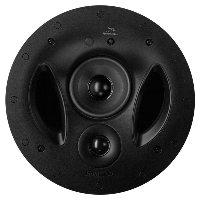 Polk Audio VS90 RT In-Ceiling Speaker Hidden • Viral Audio