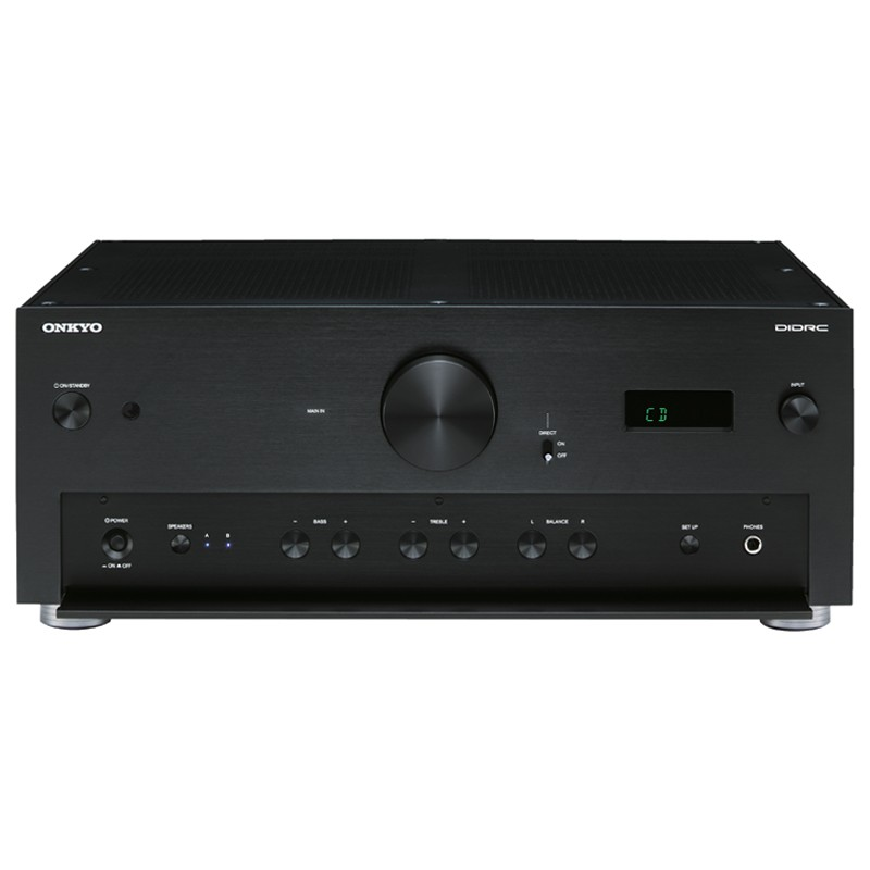 ONKYO A-9000R Stereo Amps home theater amplifier front view