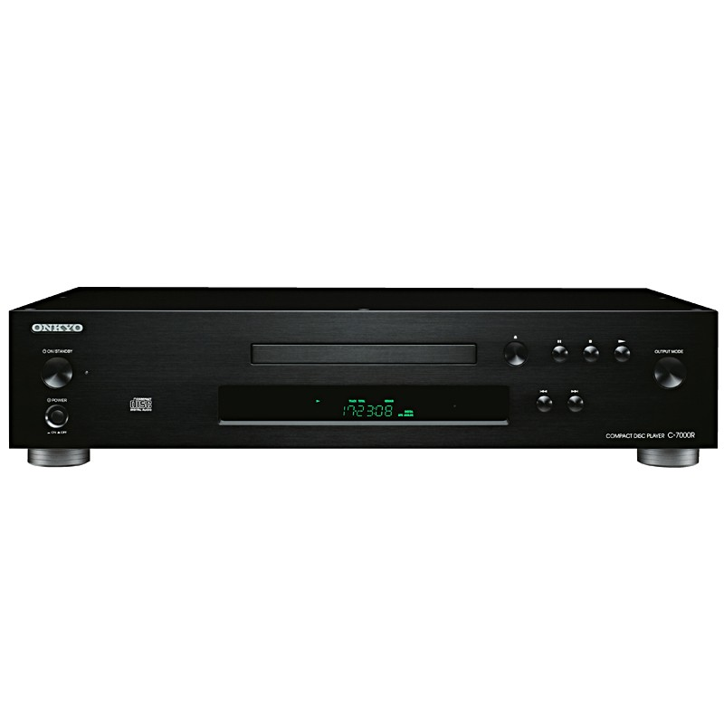 Onkyo C-7000R HIFI Components CD Player front view