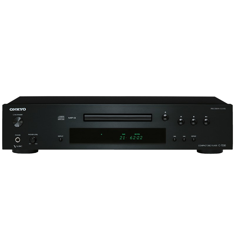 Onkyo C-7030 HIFI Components CD Player front view
