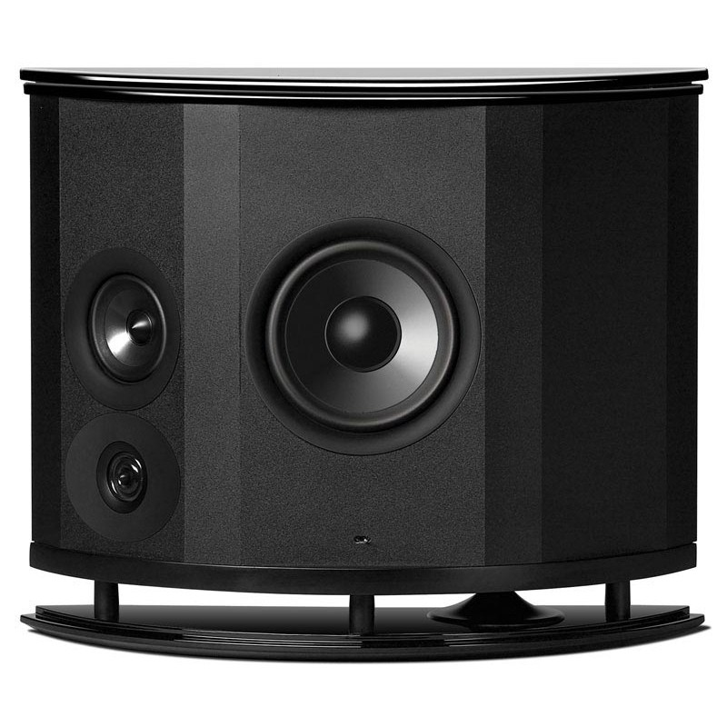 Polk Audio LSi M702 surround sound home theater speaker black