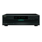Onkyo DX-C390 HIFI Components CD player front view