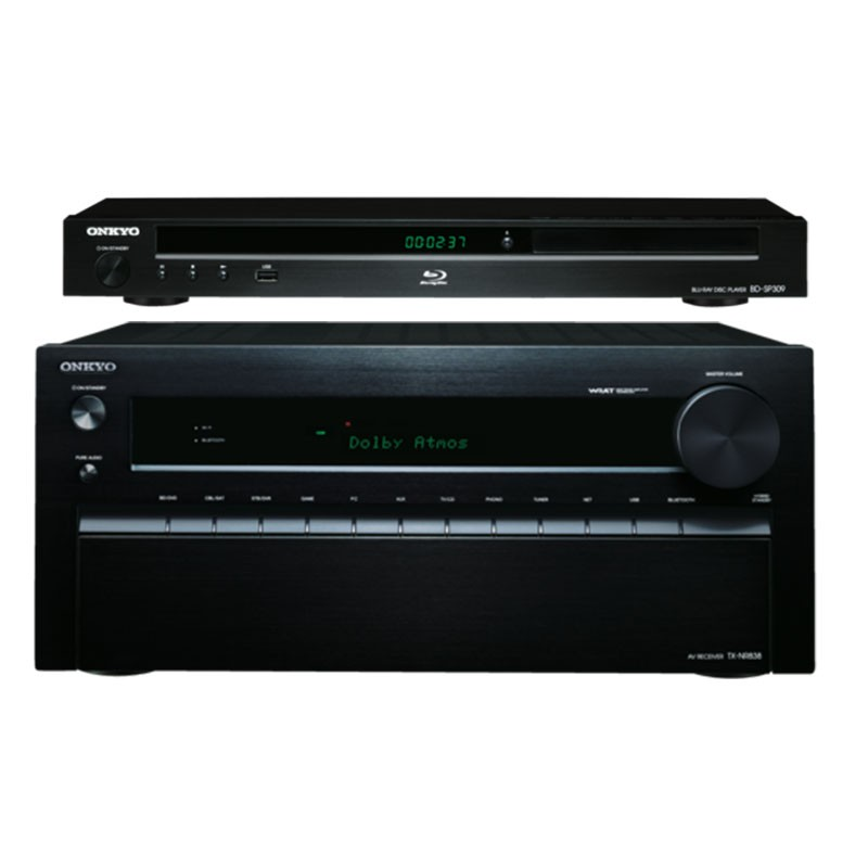 Onkyo Combo deal 5 home theater receiver amplifier