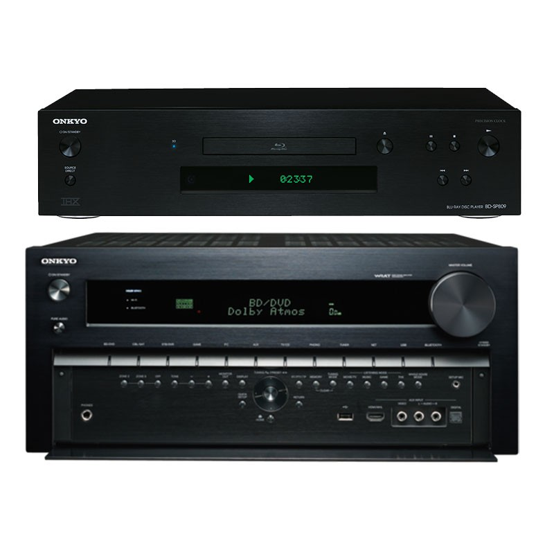 onkyo combo deal 7 amplifier receiver home theater