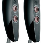 Dali fazon 5 speakers front view