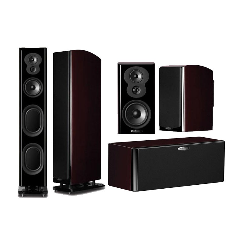 Pol Audio LSi M705 speaker package home theater