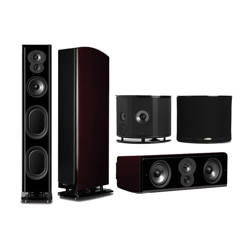 Polk Audio LSi M707 speaker package home theater