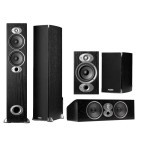 Polk Audio Ri-a5 speaker package home theater