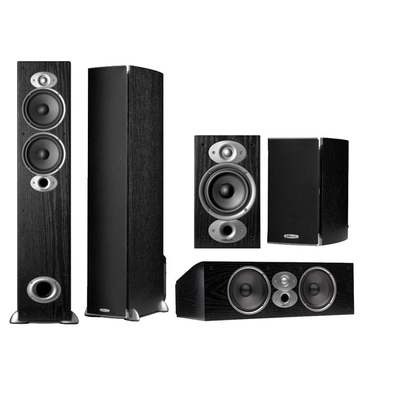 Polk Audio Ri-a5 speaker package home theater