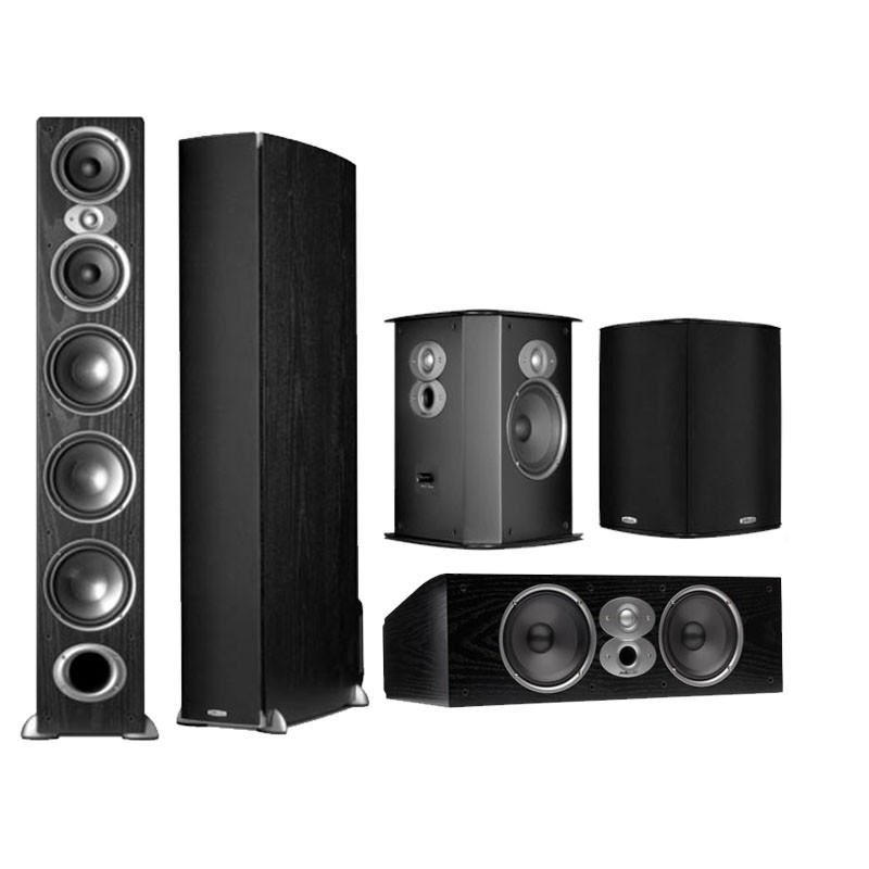 Polk Audio RTi-a9 Speaker package home theater