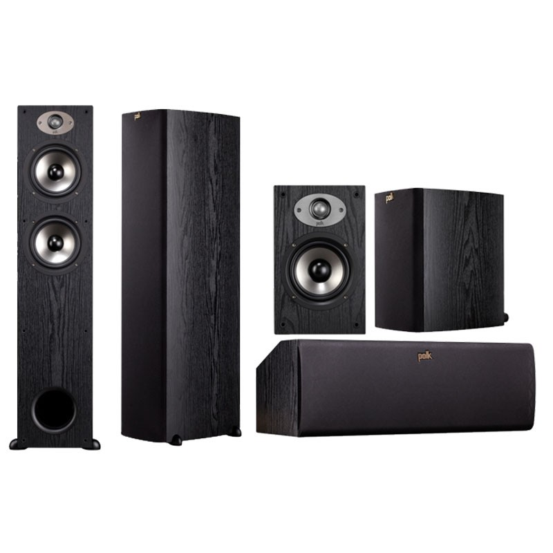 Polk audio tsx330 speaker package home theater