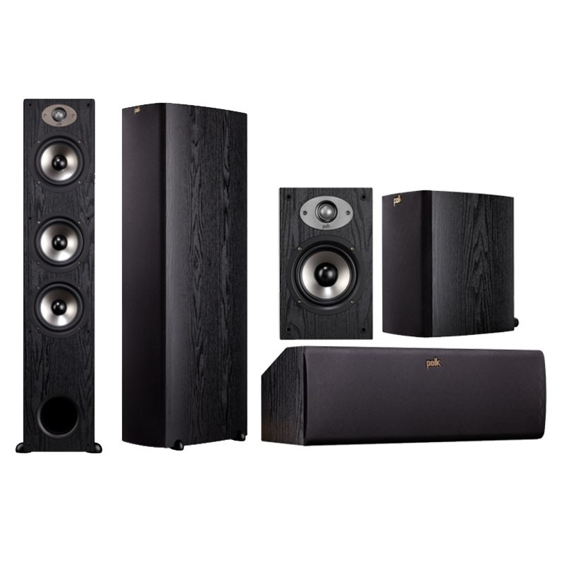 Polk audio tsx440 speaker package home theater