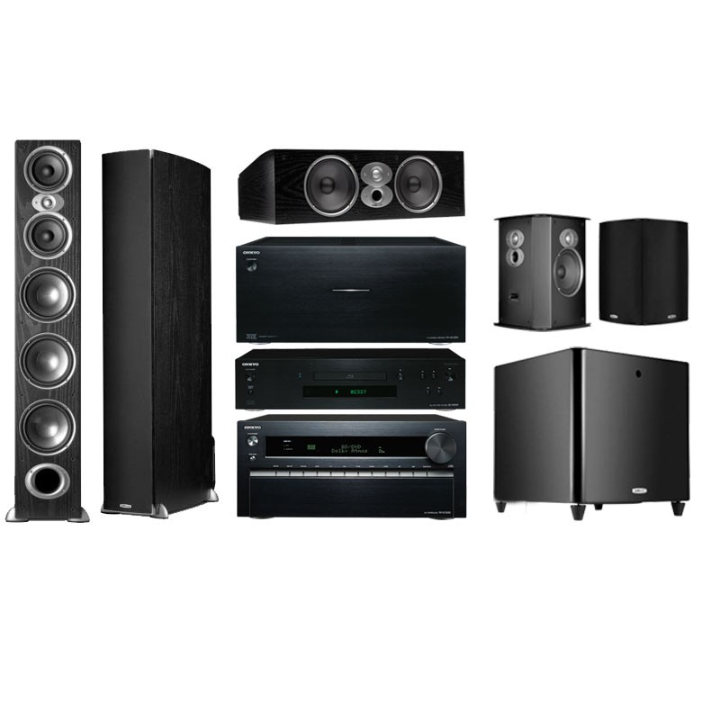 VA Package deal 10 home theater sound system