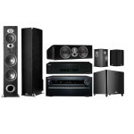 VA Package 8 home theater bunble blu ray sound system