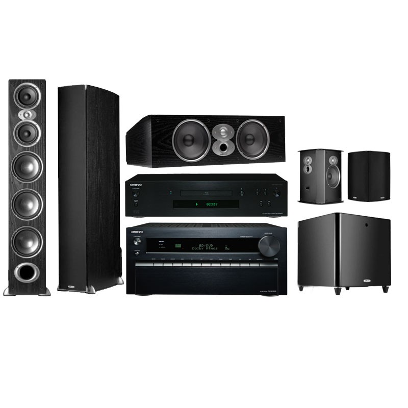 VA Package Home theater bundle deal home theater speakers system