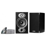 VA Package 5 home theater speakers polk audio RTiA1 black