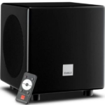 Dali Fazon Sub 1 Black gloss subwoofer remote