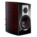 Dali Epicon 2 speakers front view side view