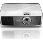 benq HD Projector w1500 front view