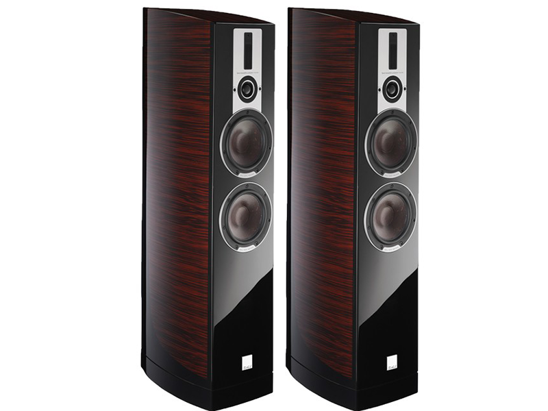 Dali Epicon Speakers pair front view