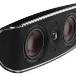 Dali Fazon LCR speakers side view