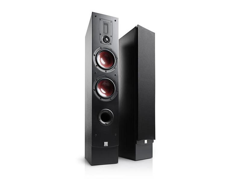 Dali Ikon 5 MK2 speakers front view
