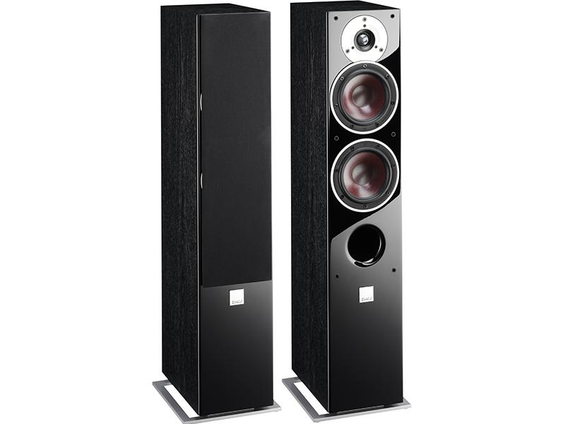 Dali zensor 5 speakers front view