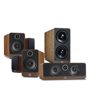 Speakers are an important part of home audio systems